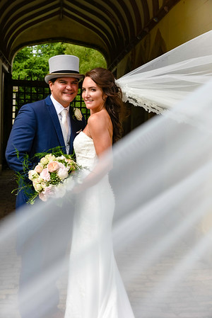 Stephanie and Oliver - Wedding