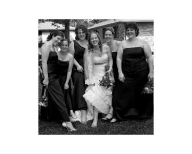 bridesmaids 8x10