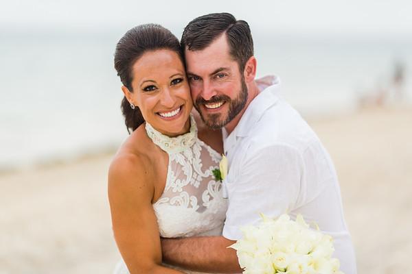 Stephanie & Brad    2017.07.06   Cancun, Mexico