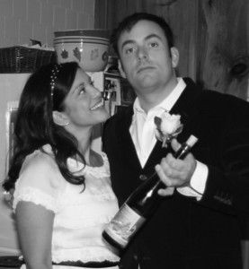Steve & Amy Tartaglia!
