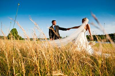Steve and Melissa Wedding Day