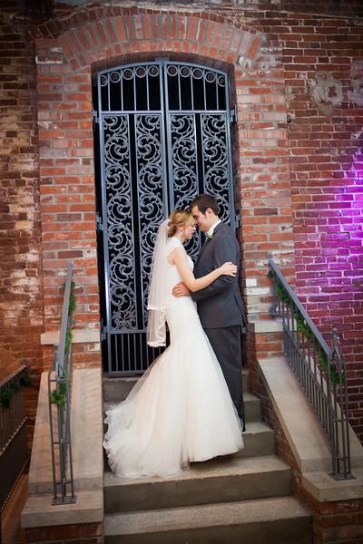 Stewart - McGrady Wedding