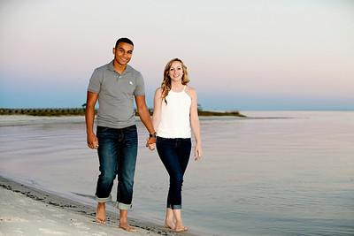 Stinson - Sellman Engagement Photos