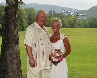 Darlene and David