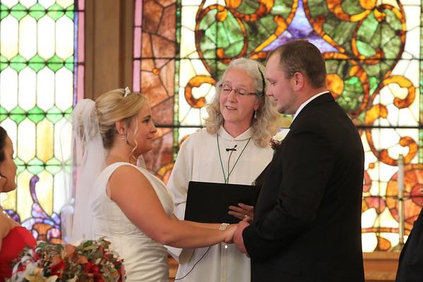 Strickland Wedding
