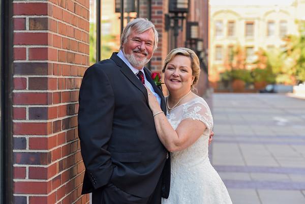Sue & Don Wedding