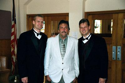 Nephews Billy/Mike & me