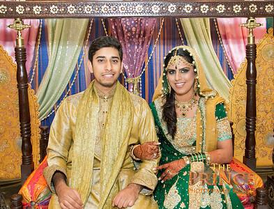 Sumaiya & Shehryar's Mehndi CamN