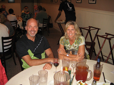 Photographer: Ted Yungclas. At Mary Macs Tearoom on Friday night, June 26, 2009