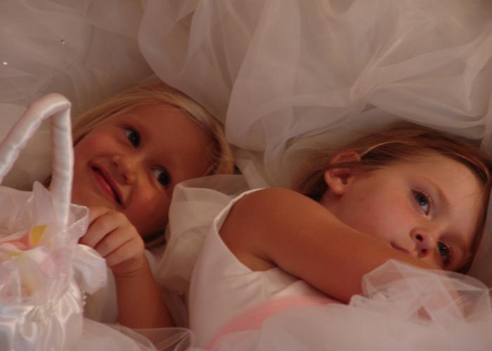 Kailyn & Bella on Summer