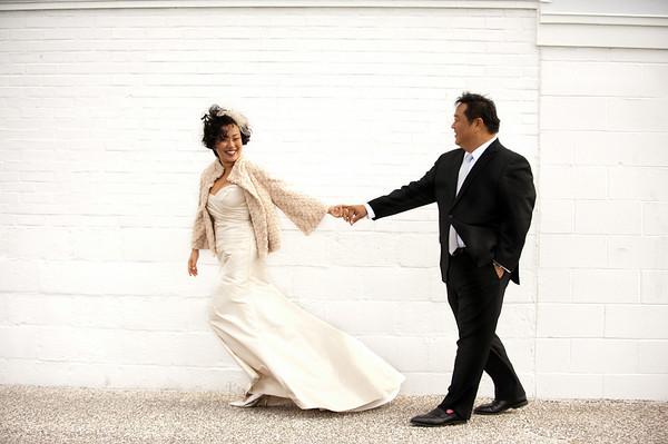 Sunah + Curtis. Historic Westminster Wedding.