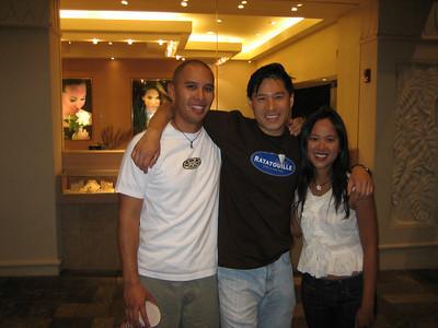 Sunday - Sam & Marie's Hawaii Wedding Extravaganza! - 9-10-2006