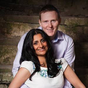 Sunita and Dean - Pre Wedding