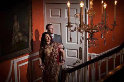 Sunita and Dean's Wedding