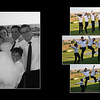Fun Wedding Portraits Apple Tree Golf Course