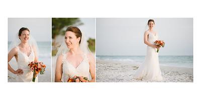 Sunset Beach House Wedding Treasure Island Florida