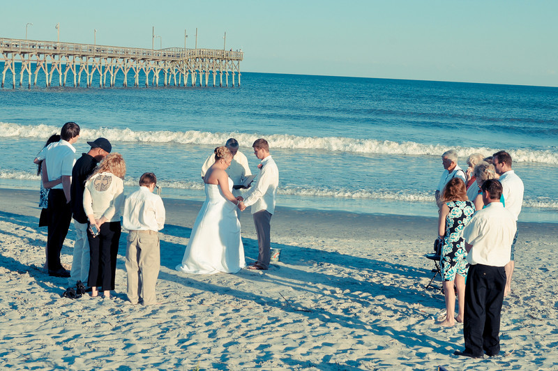 "Bryce Lafoon photographs a Wedding at Sunset Beach, North Carolina.    <a href=""http://www.brycelafoonphotography.com"">http://www.brycelafoonphotography.com</a>"
