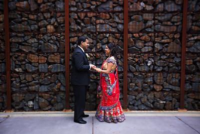 Surbhi & Krishna {wedding day}