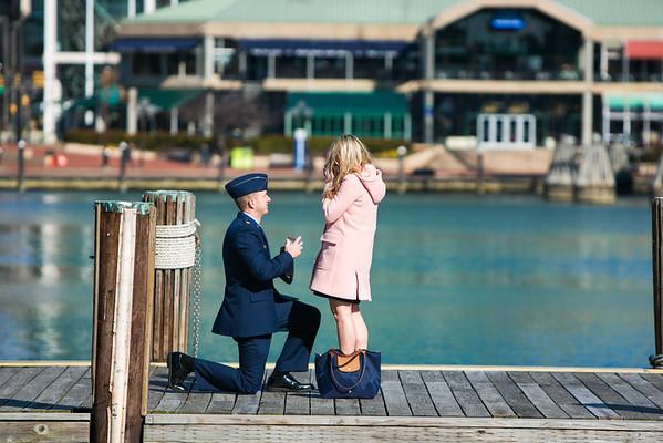Surprise Proposal :: John+Kristen