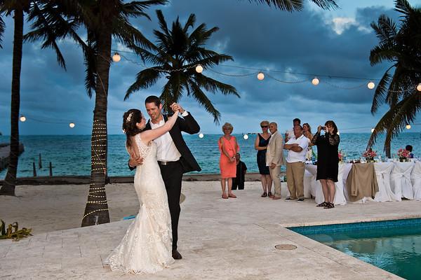 Susan & Matt - Wedding - Belize - 6th of August 2016