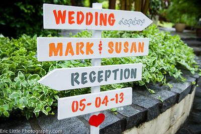 Susan and Mark Wed-18