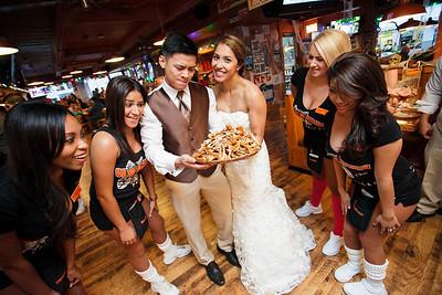 Sydelle & Cyrus's Wedding