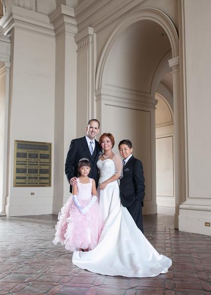 Sylvia & Ryan | Pomona Wedding Ceremony