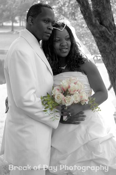 Karl & Syretta's Wedding
