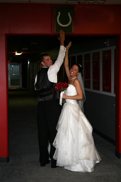 TJ Linz Wedding 101