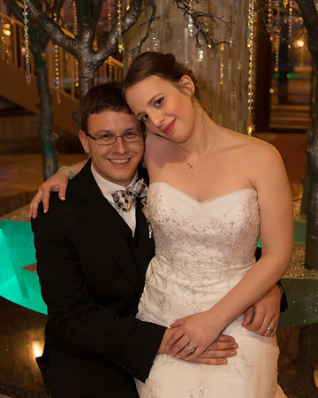 Tabitha and Alex Wedding - January 18, 2014