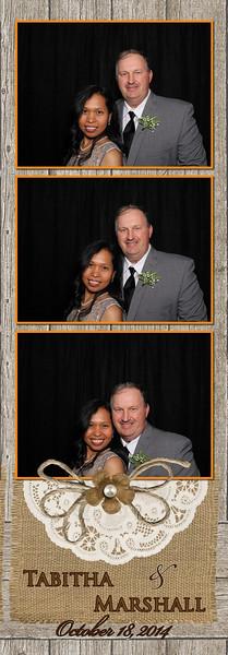 Tabitha and Marshall Enyart Wedding