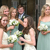 The girls got ready at The Farmhouse at Haughley Park Barns, whilst the boys coverage starts at The Swan pub in Woolpit.  Their ceremony then took place at St Mary's Church in Woolpit followed by their reception which was back at Haughley Park Barns