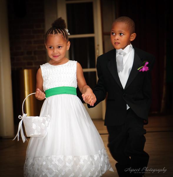 Willams-Talley Wedding