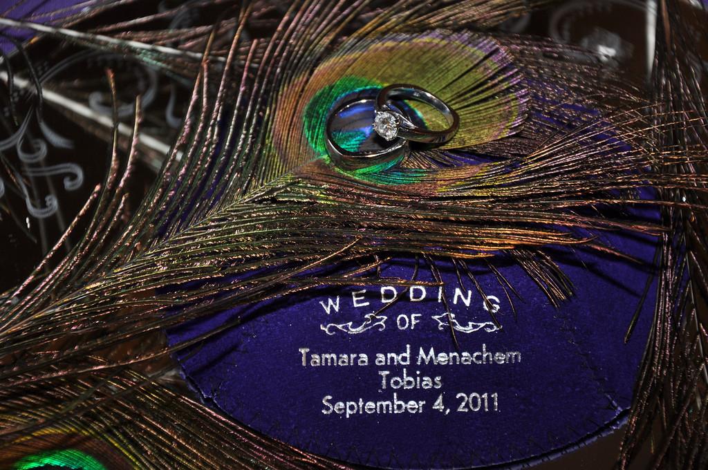 Tamara and Menachem Tobias