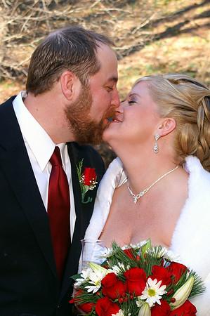 Tammy & Bryan December 2008