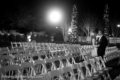 Amanda and Hunter February 2012 Location: Palmetto Club, Lithia, FL  Photography by Rising Sky Productions http://www.risingskyproductions.com/