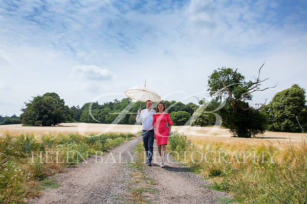 Tanya & Gareth's Engagement Shoot, July 2018