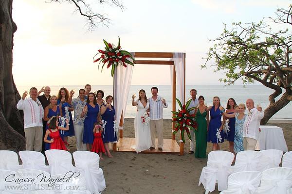 Tanya and Mark Wedding