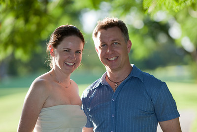 Tanya and Steve (pre-wedding)