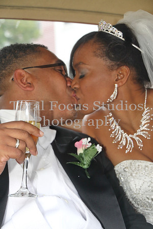 Tanya & Thierry's Wedding 9.17.11
