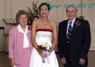 Tara & Brian's Wedding 4/14/2007