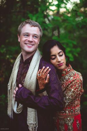 Tara and Brett - Indian Wedding