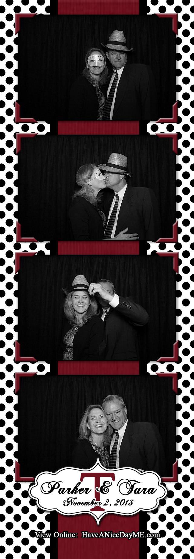 Tara and Parker Timmons - Wedding