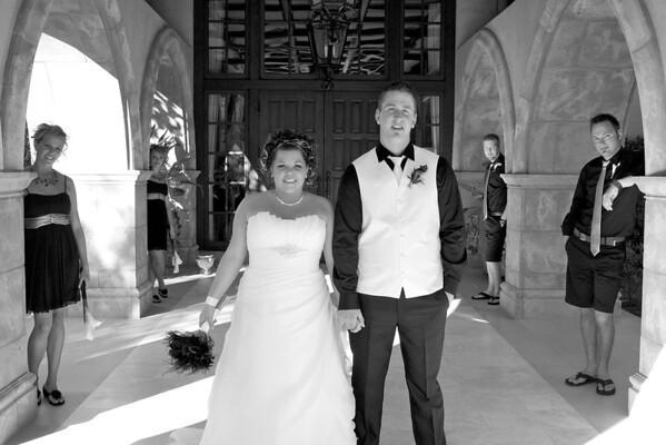 Tara & Trysten Wedding