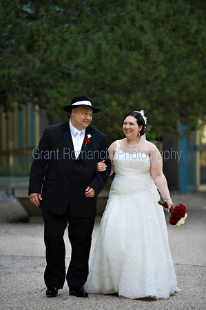 Taryn & Dale's Wedding