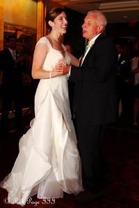 Tasha shares a dance with her father - Washington, DC ... August 20, 2011 ... Photo by Rob Page III