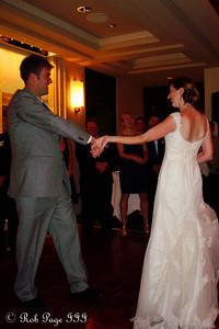Henry and Tasha enjoy their first dance - Washington, DC ... August 20, 2011 ... Photo by Rob Page III