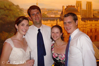 At Tasha and Henry's wedding - Washington, DC ... August 20, 2011