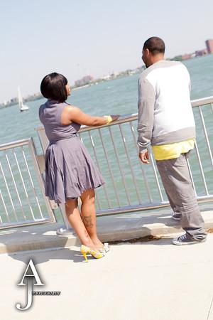 Engagement shoot May 30, 2011