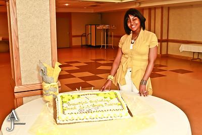 Tasha bridal shower May 22, 2011
